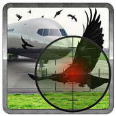 Futuristic Airport Plane Sniper Shooting Hunt 3D 1.2
