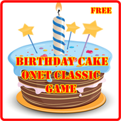 New Birthday Cake Onet Game 1.0