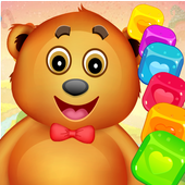 Toons Toy Blast Crush puzzles-pop the cubes 1.0
