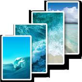 Ocean HD Wallpaper :4K Backgrounds Image 1.2