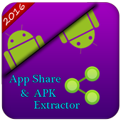 App Share and APK Extractor 1.0