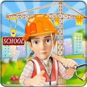 School Building Construction Site: Builder Game 1.0.4