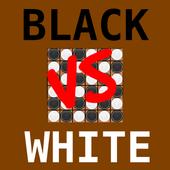 หมาก ขาว ดำ  Black vs WhiteBanjerd  100MBoard
