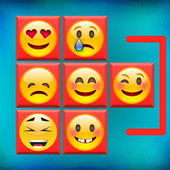 Onet Connect : Sweet smiley emoji 1.5