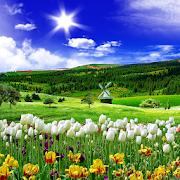 Spring Nature Live Wallpaper 1.0.6