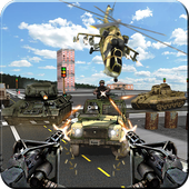 Army Soldier Gunner Battlefield - Terrorist Attack 1.1