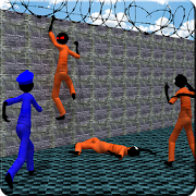 Stickman Prison Escape Story 1.3