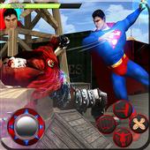 Superhero Street Fighting Kung Fu Fighter 1.0