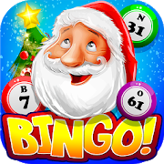 Christmas Bingo Santa's Gifts 6.5.8