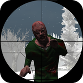 Zombie Sniper: Winter Survival 1.0