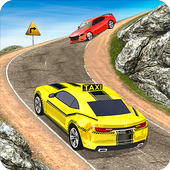 Mountain Taxi Driver: Driving 3D Games 1.1