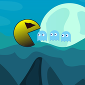 com.blank.CrazyPacman icon