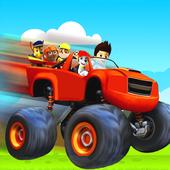 Blaze Race Game Monster 1.0