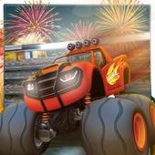 Blaze Car Racing : Road monster 1.2