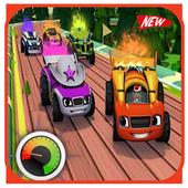 Blaze Monsters Race Car : City Adventure 1.0