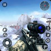 Winter Mountain Sniper - Modern Shooter Combat 1.1.6