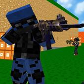 Blocky Combat SWAT 1.31