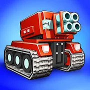 Blocky Cars - Online Shooting GameFahrenheit LabAction 7.6.0