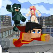 Superhero: Cube City Justice 1.0.0