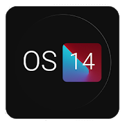 Dark OS11 Emui 5.0 Theme