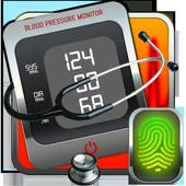 Blood Pressure Checker : Finger BP Scanner Prank
