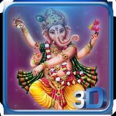 3D Ganesha Live Wallpaper 1.1.1