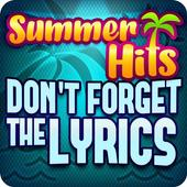 🎵 Don't forget the lyrics 🎵 Summer Song's 🎵 1.0.1