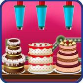 Chocolate Birthday Cake Factory - Dessert Making 1.17