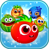 Fruits Garden - Match 3 Puzzle Game 1.1