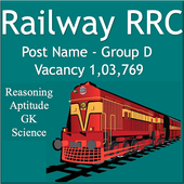 RRC Group D 103769 post 1.1