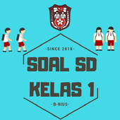 SOAL SD KELAS 1 1.0