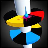 Helix Hyper Bounce Ball Jump 1.0