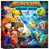 Super Boy Galactic Battle 1.1