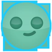 Blue Geometric Dashy 1.0