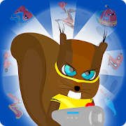 Squirrel Hero Robot 1