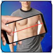 New Body Scanner App Prank 1.0