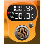 Body Temperature Logger: Scan Tracker Checker Test 1.1