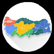 Harita Oyunu: Türkiye - Şehir Bulmaca 1.0.23