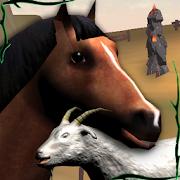 Horse Simulator 3D Animal lives: Adventure World 1.05