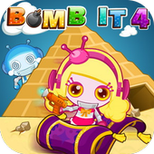 Bomb It 4: Robot Bomberman Game 1.0.0