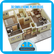 3D Small Home Plan Ideas 1.0