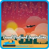 Travel Postcard Inspirations 1.0