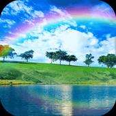 Cool Rainbow Photo Frame 1.0.1