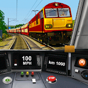 Train Driving 3D Simulator 1.1