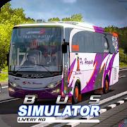 Bus Simulator Livery HD 1.3