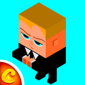 Boss Baby Blocky Race 2.0