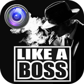 MLG Like A Boss Sticker Photo Studio 1.00