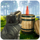 Gun Bottle Expert Arena Shooting Challenge Game 3D 1.1
