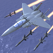 F18 F15 Fighter Jet Simulator 1.0