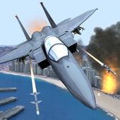 Jet Fighter 3D F18 F15 1